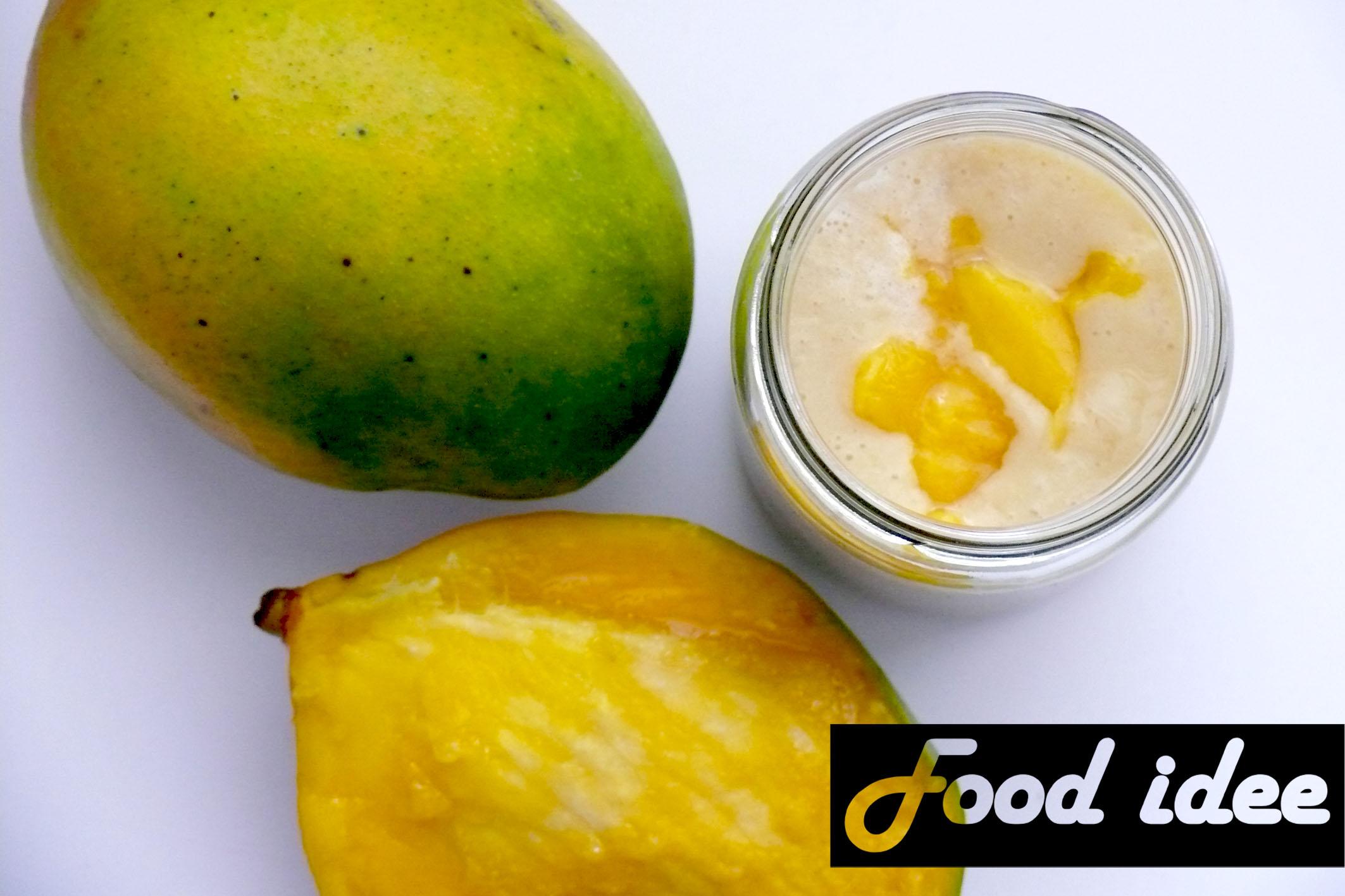 mango banaan smoothie