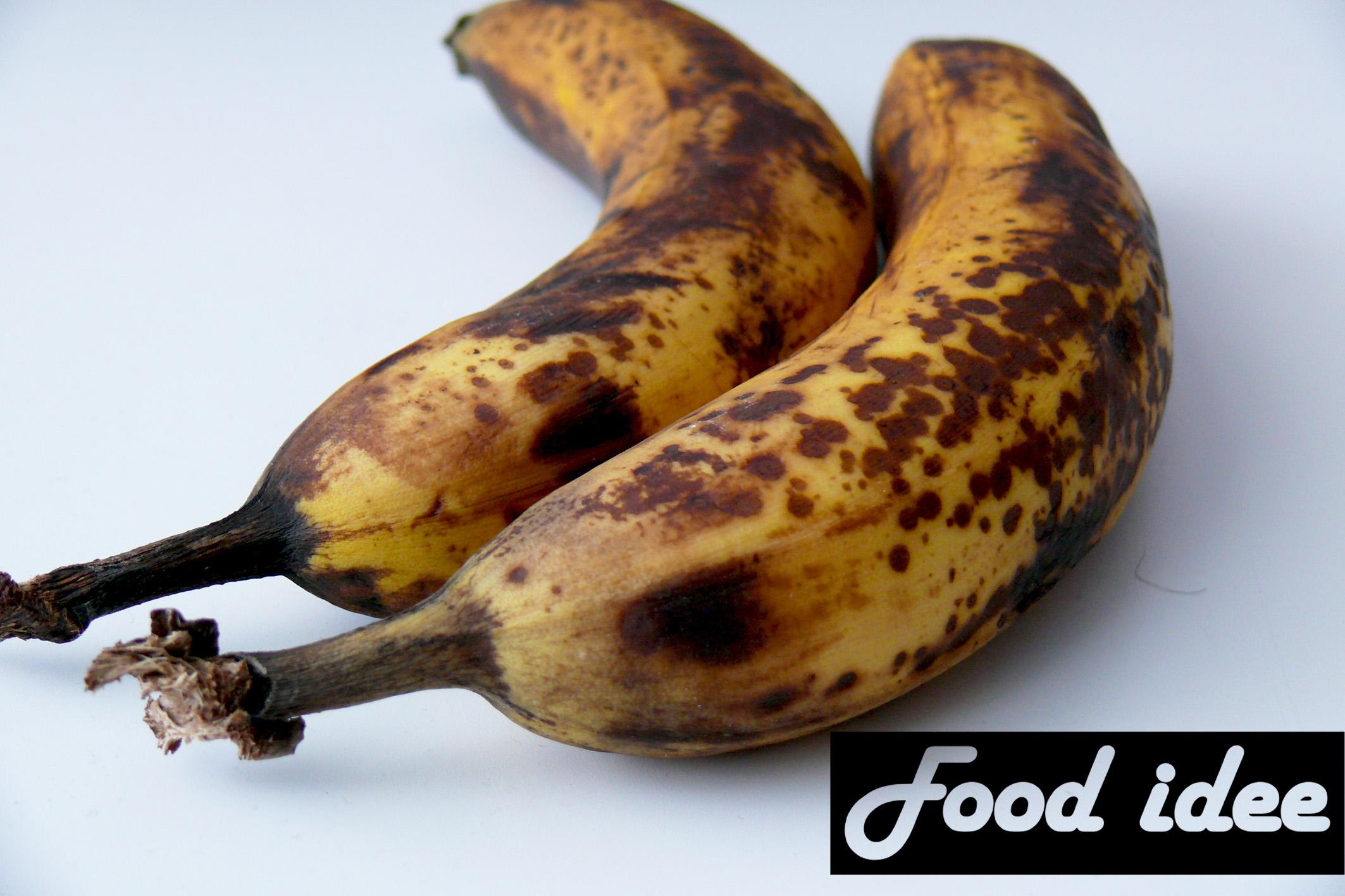 5 recepten met banaan