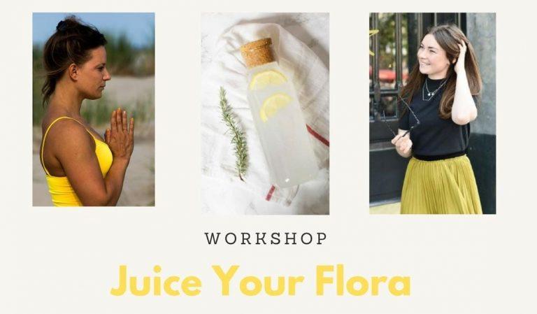 Leer waterkefir maken | Workshop Juice Your Flora